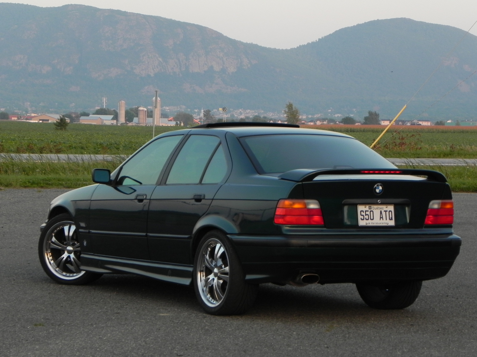 1995 Bmw 3 Series - Pictures