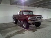 1972 Ford F-350 Overview