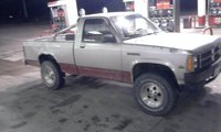Picture of 1989 Dodge Dakota, exterior