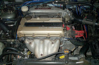 Picture of 1992 Ford Telstar, engine