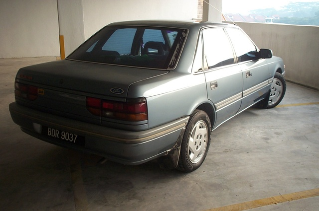 Picture of 1992 Ford Telstar