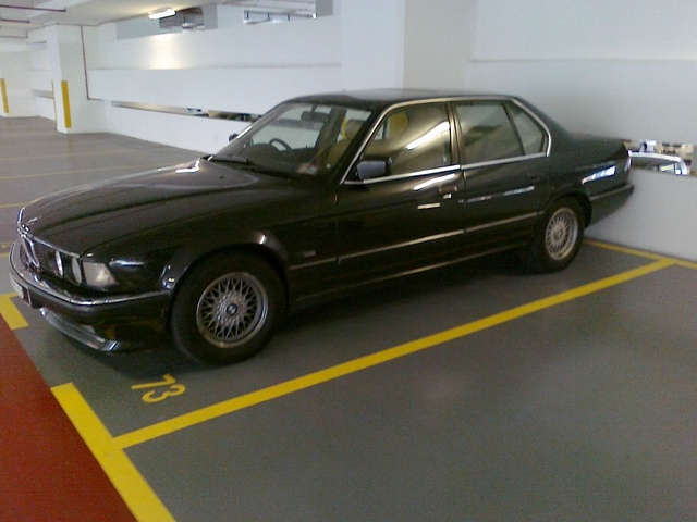 Picture of 1991 BMW 7 Series 735i