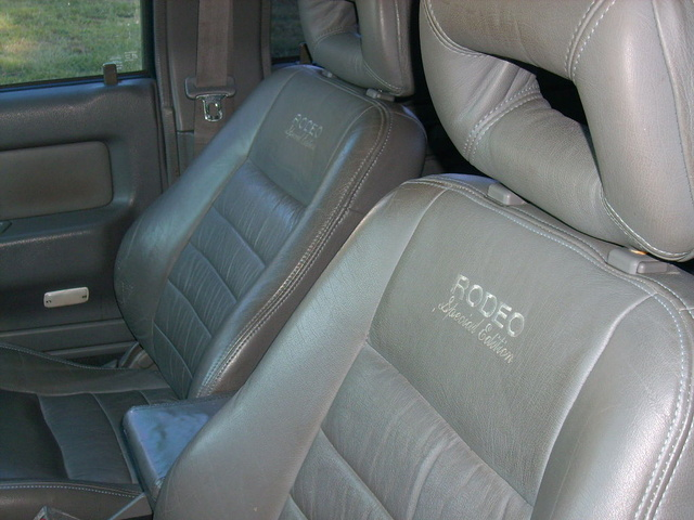 Picture of 1997 Isuzu Rodeo 4 Dr LS 4WD SUV, interior, gallery_worthy