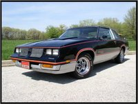 1983 Oldsmobile Cutlass Supreme Overview