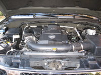 Picture of 2005 Nissan Frontier 4 Dr Nismo 4WD King Cab SB, engine