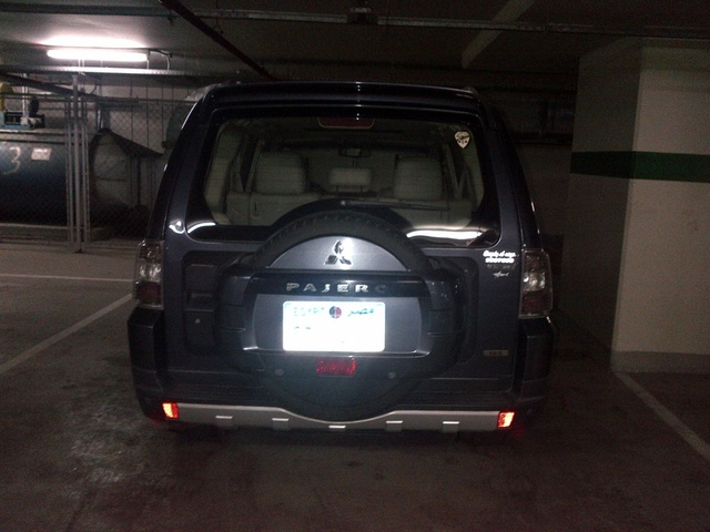 Picture of 2007 Mitsubishi Pajero
