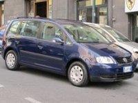 2003 Volkswagen Touran Overview