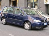 2003 Volkswagen Touran Overview