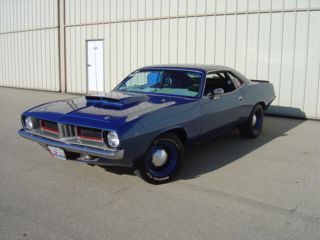 barracuda car 1974 - photo #8
