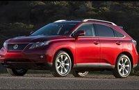 2011 Lexus RX 350, Front quarter copyright AOL Autos. , exterior, manufacturer