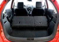 2012 Mazda MAZDA2, Open Trunk copyright AOL Autos. , manufacturer, interior