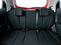 2012 Mazda MAZDA2, Back Seat copyright AOL Autos. , manufacturer, interior