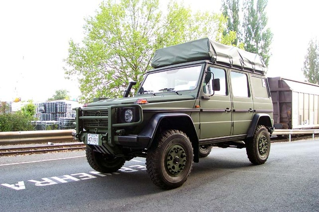 Picture of 2011 Mercedes-Benz G-Class