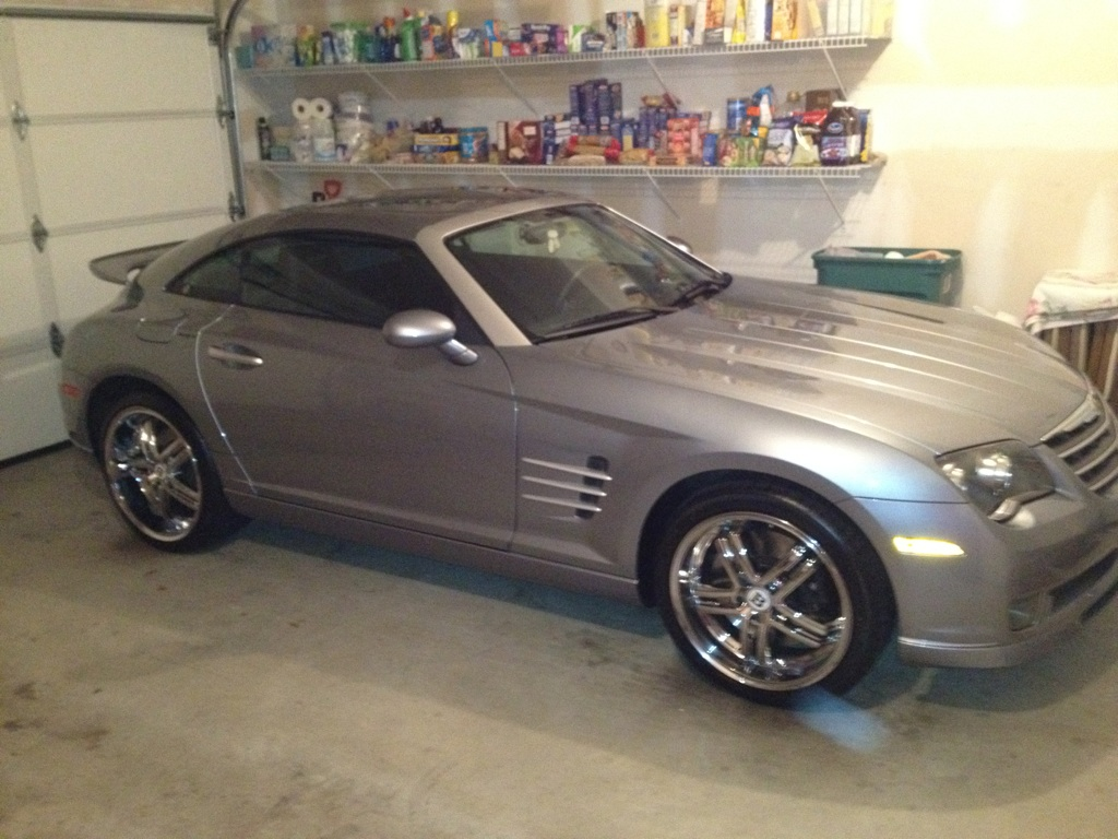 2006 chrysler crossfire srt 6 overview cargurus. Cars Review. Best American Auto & Cars Review