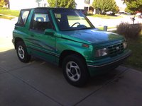 1994 Geo Tracker Overview