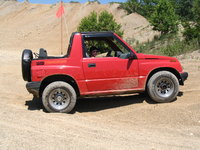 Picture of 1991 Geo Tracker 2 Dr STD 4WD Convertible, exterior