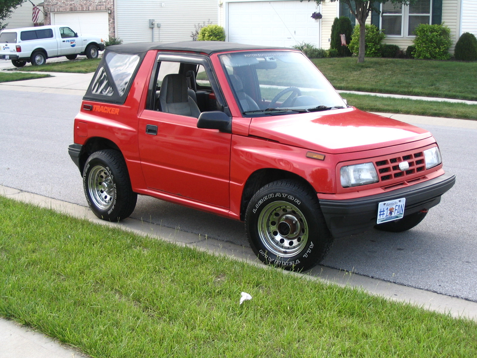 Geo Tracker Questions How Well Would You Rate A 91 Geo Tracker Cargurus