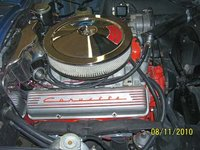 Picture of 1966 Chevrolet Corvette Coupe, engine