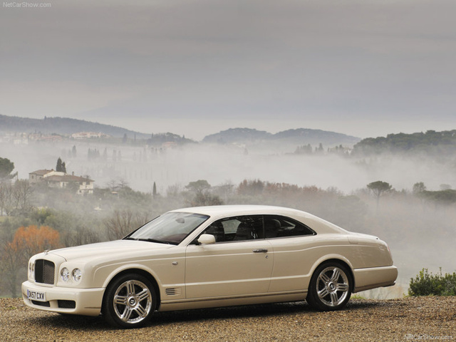 Picture of 2010 Bentley Brooklands Coupe, exterior, gallery_worthy