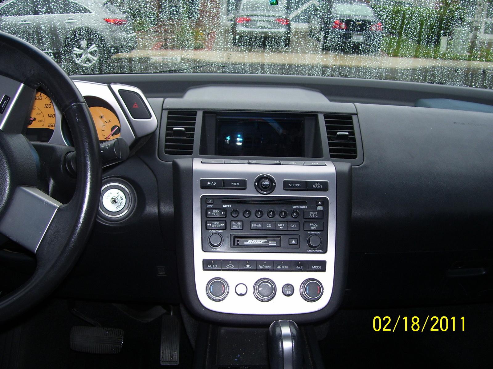 2003 Nissan Murano Interior Pictures Cargurus