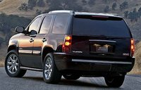 2012 GMC Yukon, Back quarter view. , exterior, manufacturer