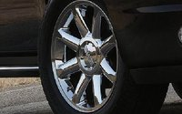 2012 GMC Yukon, Close-up of front tire. , exterior, interior, manufacturer