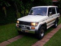 1991 Toyota Land Cruiser Prado picture, exterior
