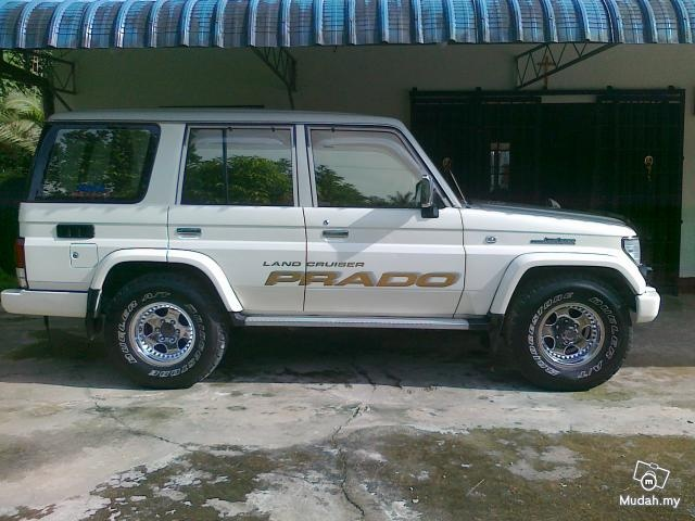 Picture of 1991 Toyota Land Cruiser Prado
