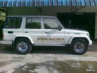1991 Toyota Land Cruiser Prado Overview