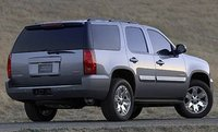 2012 GMC Yukon, Back View. , exterior, manufacturer