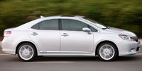 2012 Lexus HS 250h, Side View. , exterior, manufacturer