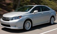 2012 Lexus HS 250h Picture Gallery