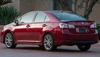 2012 Lexus HS 250h, Back quarter view. , exterior, manufacturer