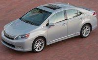 2012 Lexus HS 250h, Front quarter view. , exterior, manufacturer
