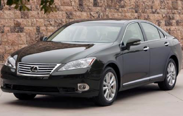 2012 lexus es 350 overview review cargurus. Black Bedroom Furniture Sets. Home Design Ideas