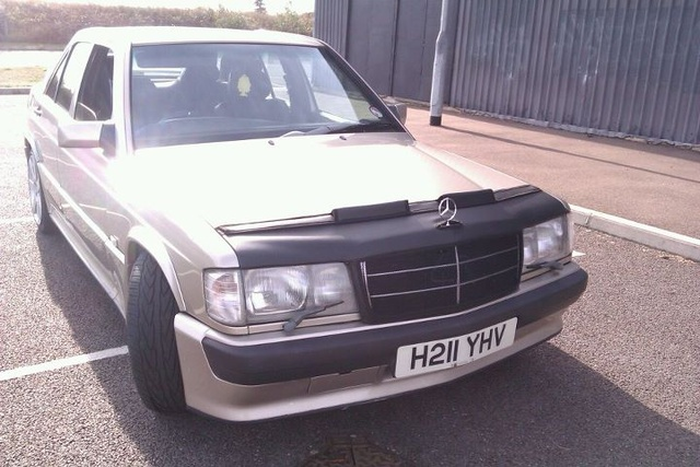 Picture of 1991 Mercedes-Benz 190-Class