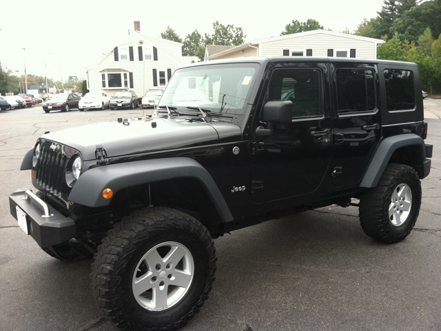 picture of 2008 jeep wrangler unlimited x exterior. Cars Review. Best American Auto & Cars Review