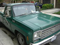 1976 Chevrolet C/K 20 Overview