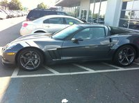 2010 Chevrolet Corvette Grand Sport 1LT, 2010 Chevrolet Corvette GS picture, exterior