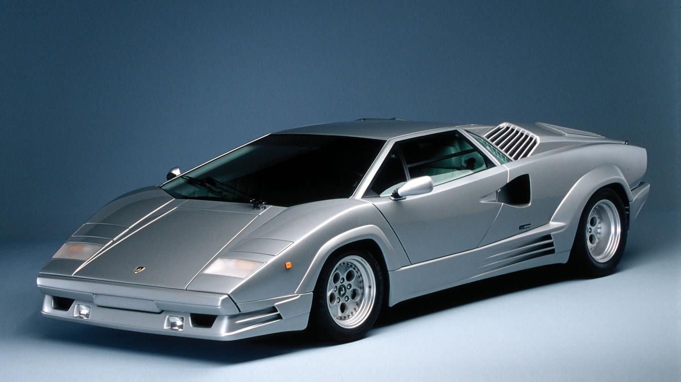 1990 Lamborghini Countach Pictures Cargurus