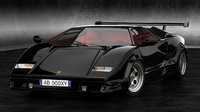 1990 Lamborghini Countach Overview