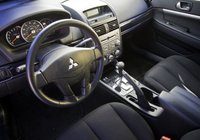 2012 Mitsubishi Galant, Drivers Seat copyright AOL Autos. , interior, manufacturer