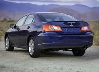 2012 Mitsubishi Galant, Back quarter view copyright AOL Autos. , exterior, manufacturer