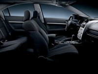 2012 Mitsubishi Galant, Front and Back Seat copyright AOL Autos. , manufacturer, interior