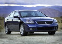 2012 Mitsubishi Galant Picture Gallery