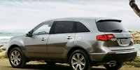 2012 Acura MDX, Front quarter view. , exterior, manufacturer