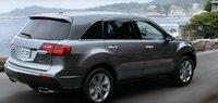 2012 Acura MDX, Back quarter view. , exterior, manufacturer