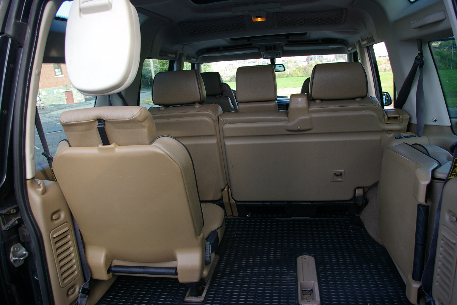 2002 Land Rover Discovery Series Ii Interior Pictures Cargurus
