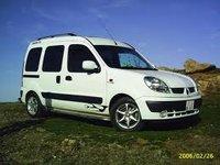 2005 Renault Kangoo Overview