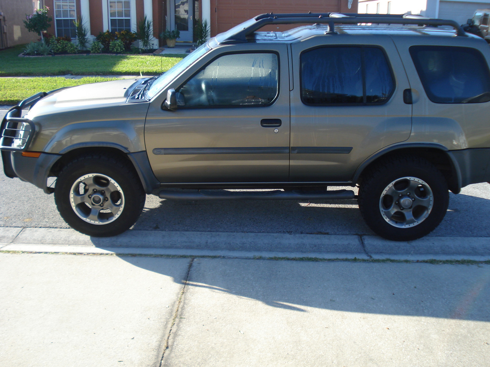 picture of 2002 nissan xterra se supercharged 4wd exterior. Black Bedroom Furniture Sets. Home Design Ideas